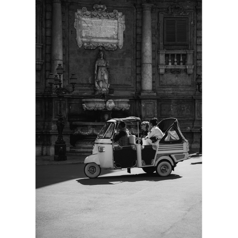 Palermo Sicily Poster