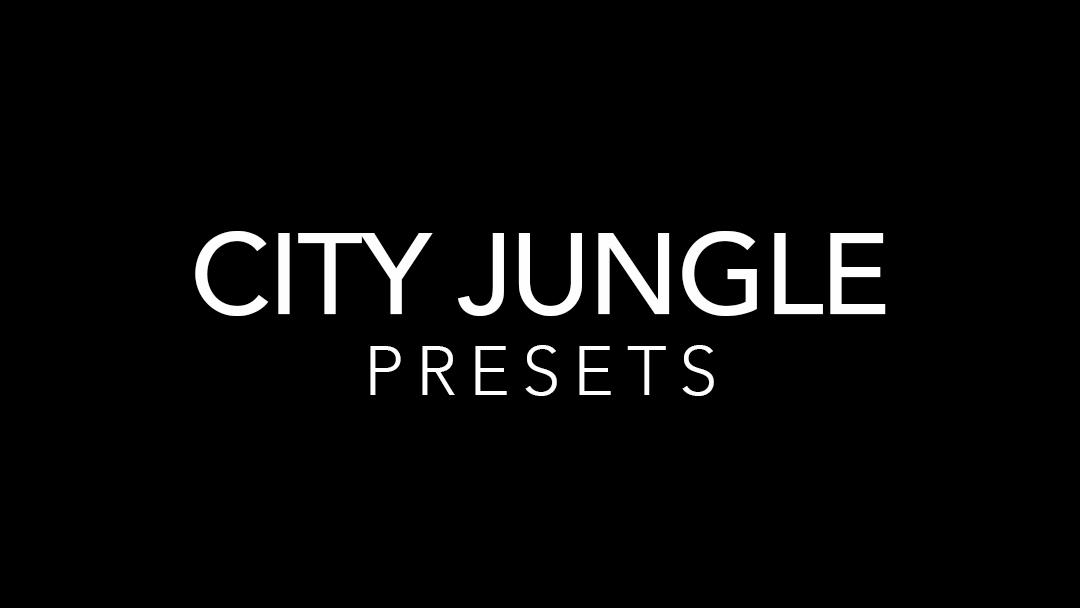 CITY JUNGLE PRESETS